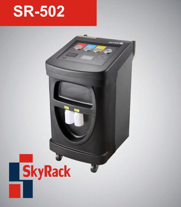 Оборудование для автосервиса по акционным ценам - Автоматическая установка для обслуживания кондиционеров
