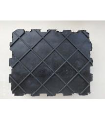 Накладка резиновая 27-0218 для автомобильных ножничных подъемников и траверс