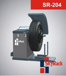 SR-204 Балансировочный стенд для грузового транспорта