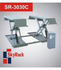 SR-3030CN Передвижной автомобильный ножничный электрогидравлический подъемник