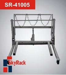 SR-41005 Тележка гидравлическая для перемещения сдвоенных колес