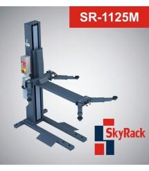 SR-1125M Автомобильный одностоечный подкатной электрогидравлический подъемник