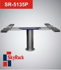 SR-5135P Автомобильный одностоечный плунжерный пневмогидравлический подъемник