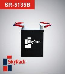 SR-5135B Автомобильный двухстоечный плунжерный электрогидравлический подъемник