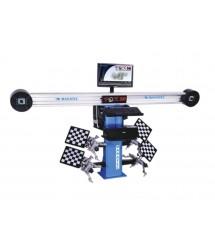 MANATEC Fox 3D PT Стенд развал-схождения 3D