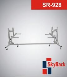 SR-928 Мобильный стенд для работы с кузовами