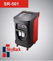 SR-501 Полуавтоматическая установка для обслуживания кондиционеров