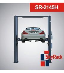 SR-2145H Автомобильный двухстоечный электрогидравлический подъемник