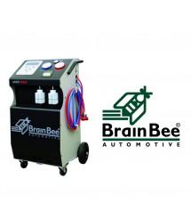 Автоматическая установка для заправки автомобильных кондиционеров BRAIN BEE CLIMA 6000 PLUS Италия (модель с принтером)