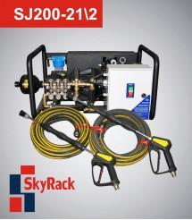 SJ200-21\2 Стационарный аппарат высокого давления воды без нагрева