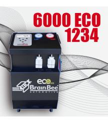 Автоматическая установка для заправки автомобильных кондиционеров BRAIN BEE CLIMA 6000 ECO 1234 Италия (модель без принтера)