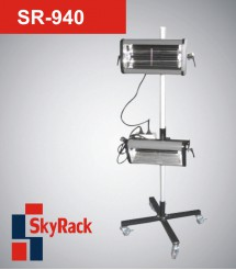SR-940 Мобильная инфракрасная сушка