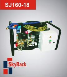 SJ160-18 Стационарный аппарат высокого давления воды без нагрева
