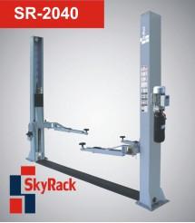 SR-2040 Автомобильный двухстоечный электрогидравлический подъемник (220В/380В)